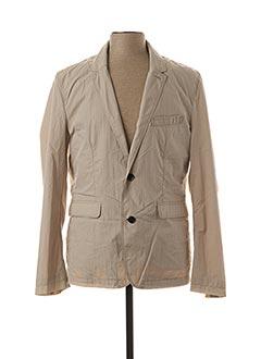 Veste chic / Blazer beige BURBERRY pour homme
