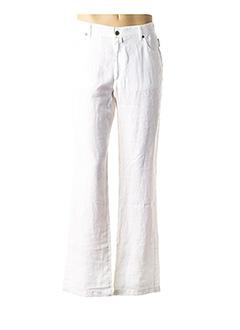 Pantalon chic blanc ARENA pour homme