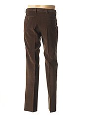 Pantalon chic marron BECKER pour homme seconde vue