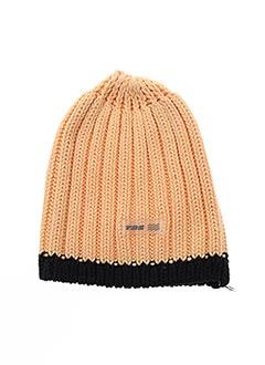 Bonnet orange TBS pour enfant