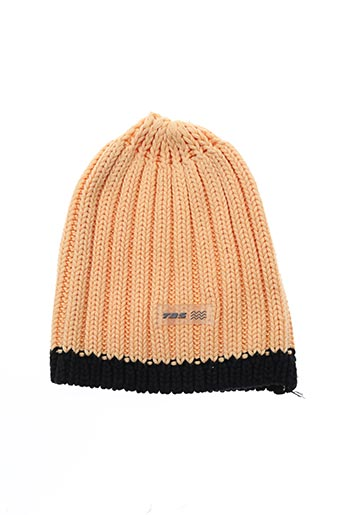 Bonnet orange TBS pour enfant