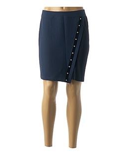Jupe courte bleu MADO ET LES AUTRES pour femme