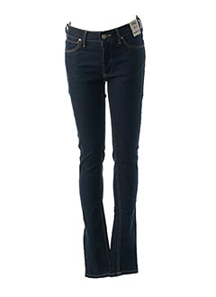 Jeans skinny bleu REIKO pour femme