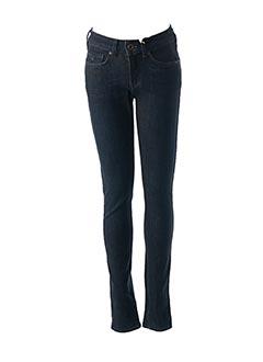 Jeans skinny bleu SCOTCH & SODA pour femme