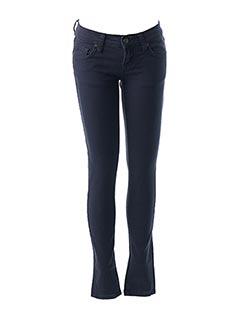 Pantalon casual bleu LTB pour femme