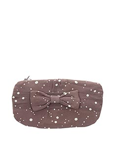 Pochette marron ATTIC AND BARN pour femme