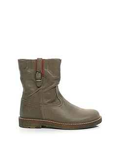Bottines/Boots marron ROMAGNOLI pour fille