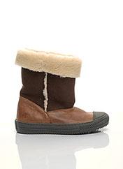Bottines/Boots marron KNEPP pour fille seconde vue