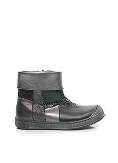 Bottines/Boots noir LITTLE MARY pour fille