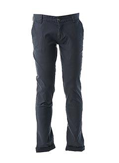 Pantalon casual bleu DEEPEND pour homme