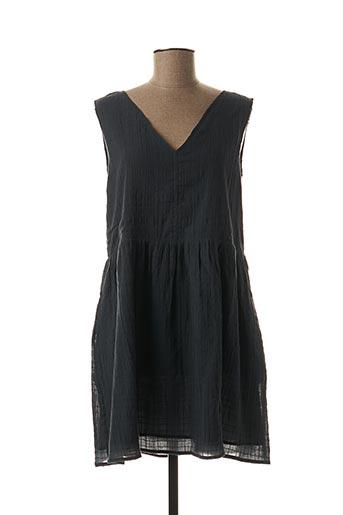 Robe courte bleu EMILE ET IDA pour femme