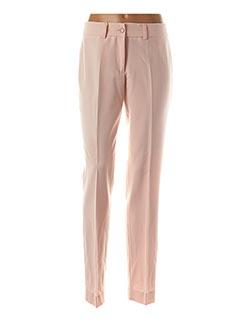 Pantalon chic rose LCDN pour femme
