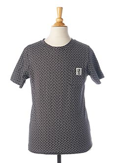 T-shirt manches courtes gris LMTD pour garçon