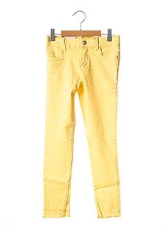 Pantalon casual jaune NAME IT pour enfant