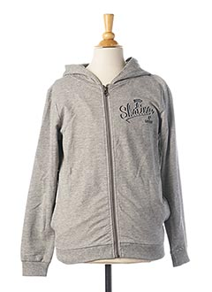 Veste casual gris NAME IT pour enfant