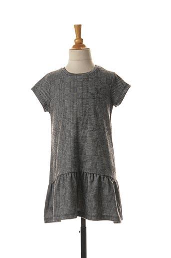 Robe mi-longue gris TIFFOSI pour fille