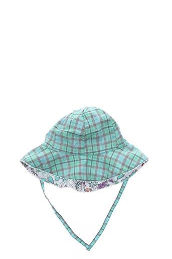 Chapeau vert MEXX pour fille