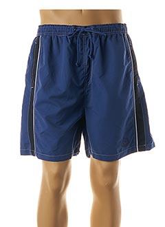 Short bleu CROSSFIELD pour homme