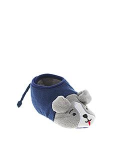 Chaussons/Pantoufles bleu JOULES pour enfant