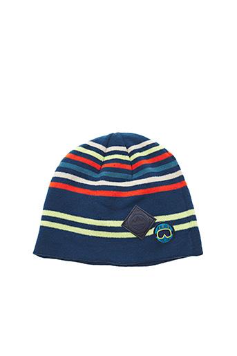 Bonnet bleu TUC TUC pour garçon