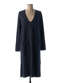 Robe pull bleu PAUL & JOE pour femme