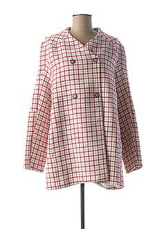 Veste casual rouge PAUL & JOE pour femme