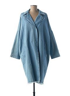 Veste en jean bleu PAUL & JOE pour femme