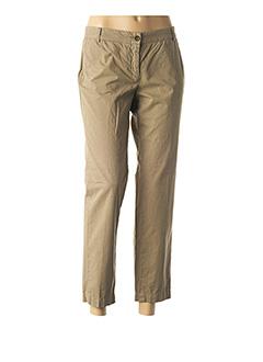 Pantalon 7/8 marron HARTFORD pour femme