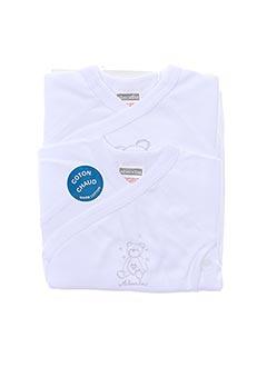 Body lingerie blanc ABSORBA pour enfant