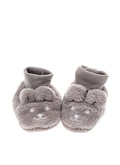 Chaussons/Pantoufles marron ABSORBA pour enfant