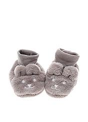 Chaussons/Pantoufles marron ABSORBA pour enfant seconde vue