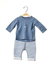 Top/pantalon bleu ABSORBA pour garçon seconde vue