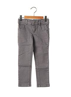 Pantalon casual gris ABSORBA pour garçon