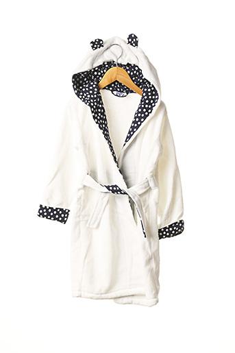 Robe de chambre blanc ABSORBA pour enfant