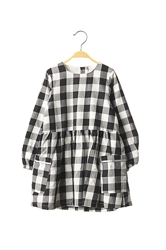 Robe mi-longue noir ABSORBA pour fille
