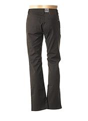 Pantalon casual marron PIERRE CARDIN pour homme seconde vue