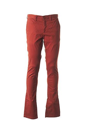 Pantalon chic orange TEDDY SMITH pour garçon