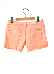 Short orange GARCIA pour fille seconde vue