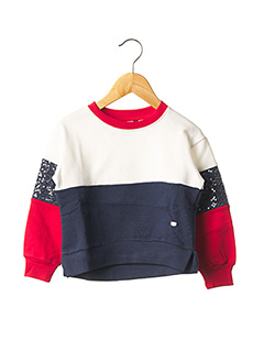 Sweat-shirt bleu TIFFOSI pour fille