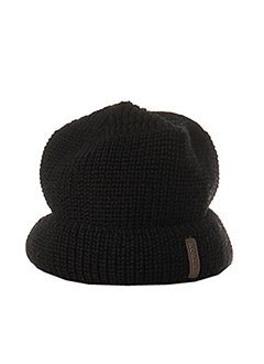 Bonnet noir STETSON pour homme
