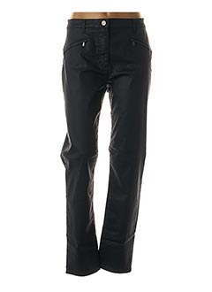 Pantalon casual bleu BETTY BARCLAY pour femme