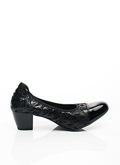 Escarpins noir HIRICA pour femme