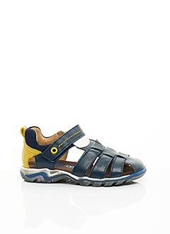 Sandales/Nu pieds bleu ACEBOS pour garçon