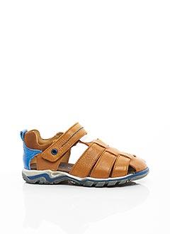 Sandales/Nu pieds marron ACEBOS pour garçon