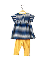 Top/pantalon bleu NOUKIE'S pour fille seconde vue