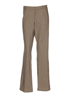 Pantalon chic marron BRAY STEVE ALAN pour femme