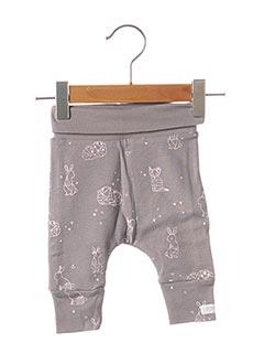 Pantalon casual gris 3 POMMES pour enfant
