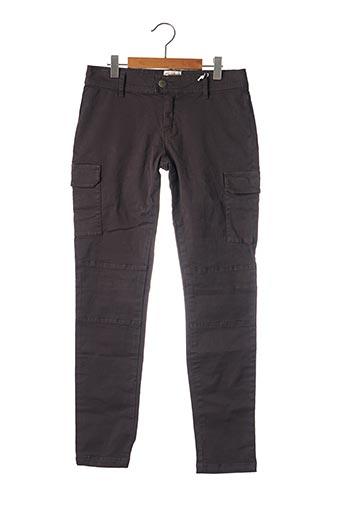 Pantalon casual gris CHIPIE pour fille