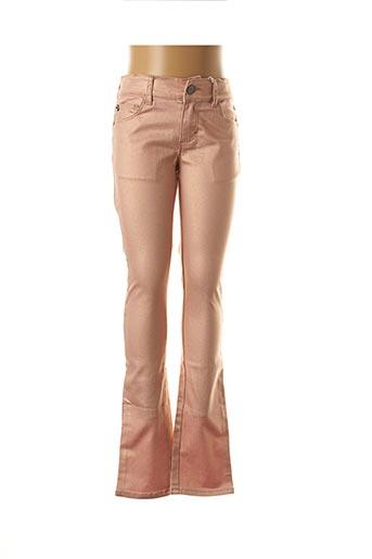 Pantalon casual rose CHIPIE pour fille