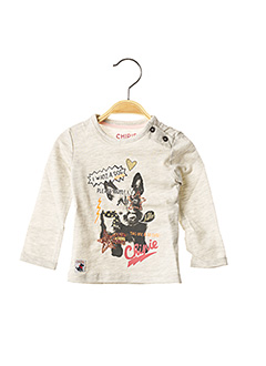 Produit-T-shirts-Fille-CHIPIE
